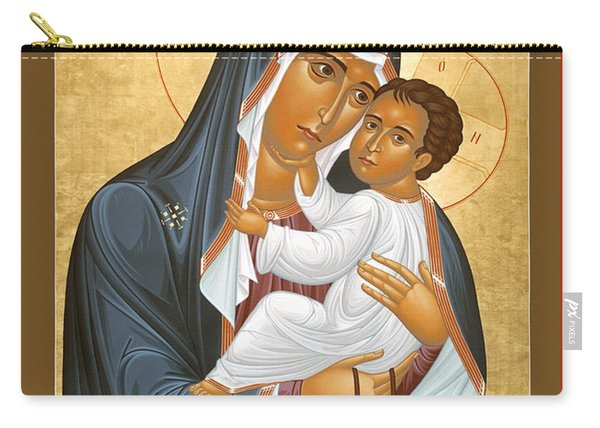 Our Lady Of Mount Carmel - Rlolc Carry-all Pouch