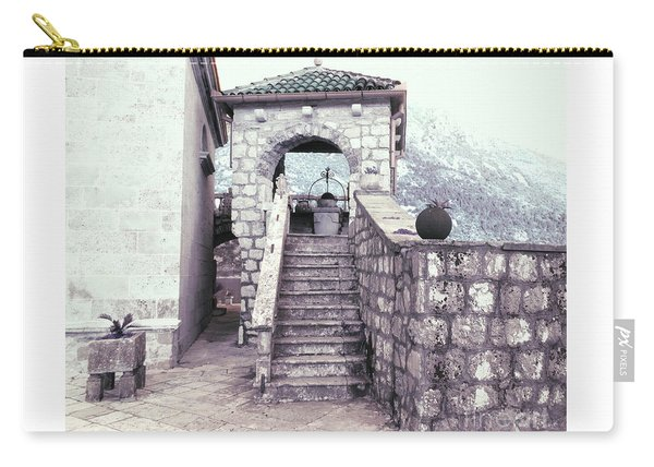 Our Lady Of The Rocks Staircase			 Carry-all Pouch