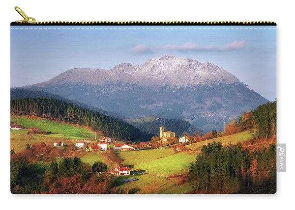 Our Little Switzerland Carry-all Pouch
