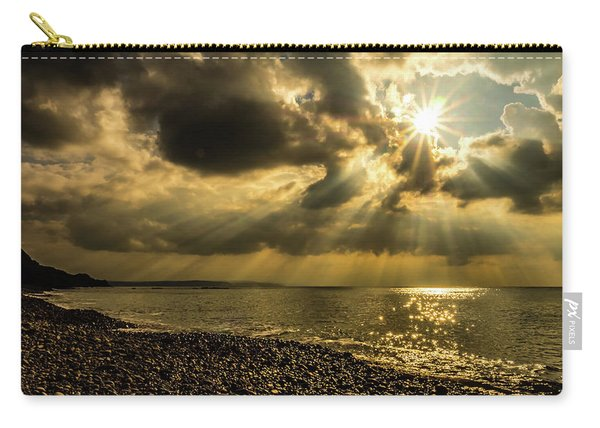 Carry-all Pouch featuring the photograph Our Star by Nick Bywater