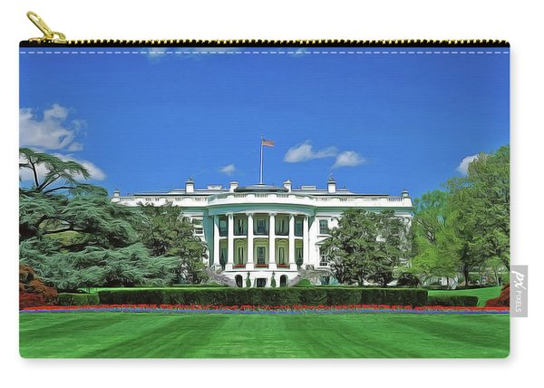 Our White House Carry-all Pouch