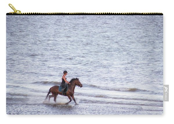 Out For A Gallop Carry-all Pouch
