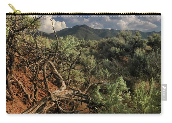 Out On The Mesa 2 Carry-all Pouch