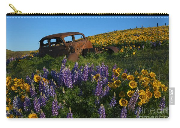Out To Pasture Carry-all Pouch
