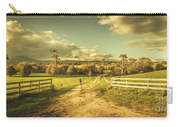 Outback Country Paddock Carry-all Pouch