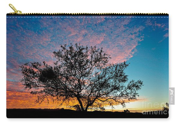 Outback Sunset Pano Carry-all Pouch