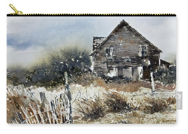 Outer Banks Shack Carry-all Pouch