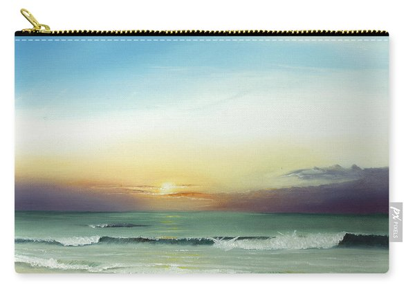 East Coast Sunrise Carry-all Pouch