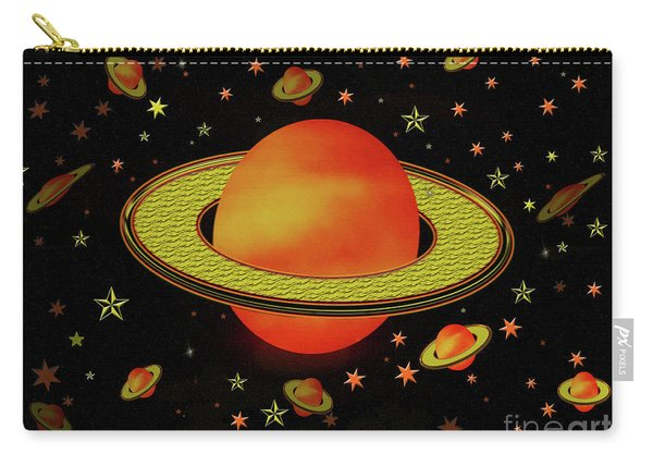 Outer Harvest Moons Carry-all Pouch