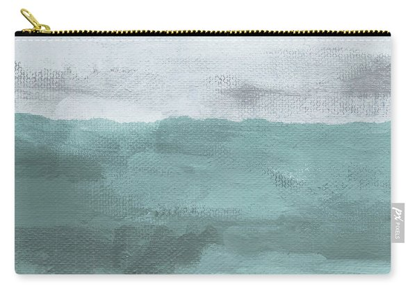 Overcast- Art By Linda Woods Carry-all Pouch