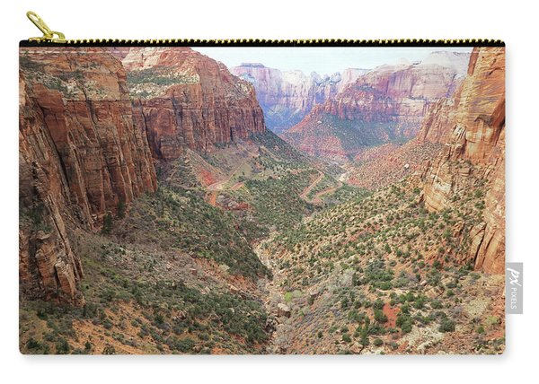 Overlook Canyon Carry-all Pouch