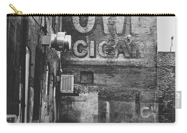 Owl Cigar- Walla Walla Photography By Linda Woods Carry-all Pouch