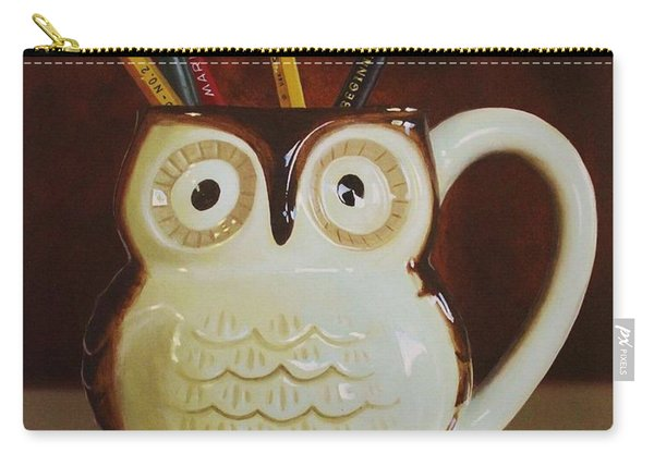 Owl Cup Carry-all Pouch