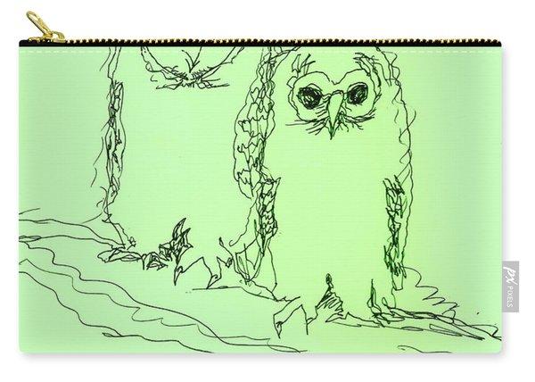 Owlz R Us Carry-all Pouch