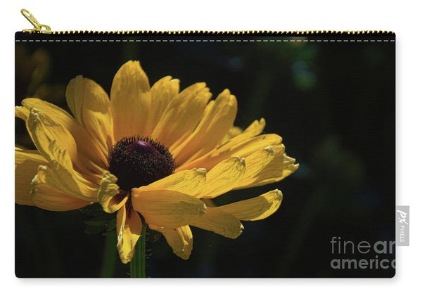 Ox Eye Susan Carry-all Pouch