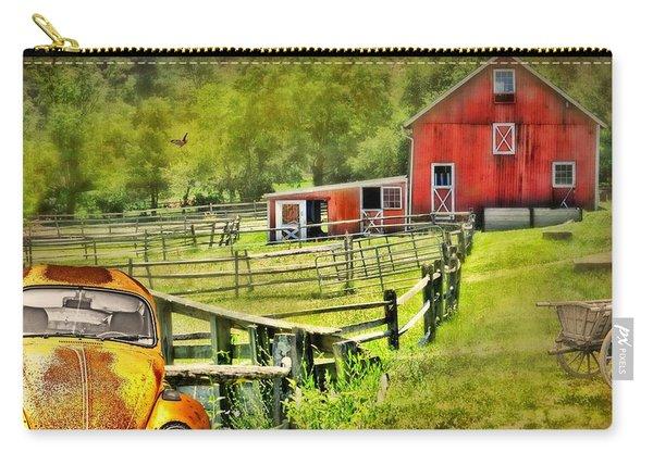 Ox Ridge Farm Carry-all Pouch