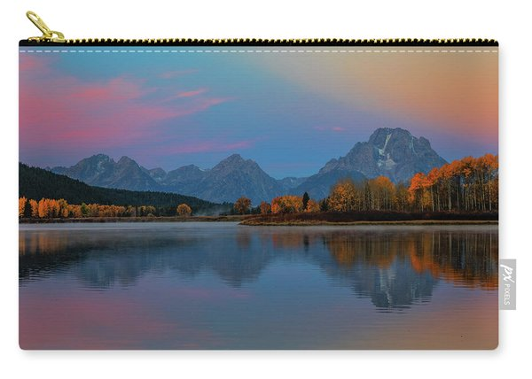 Oxbows Reflections Carry-all Pouch