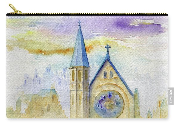Oxford Church Carry-all Pouch