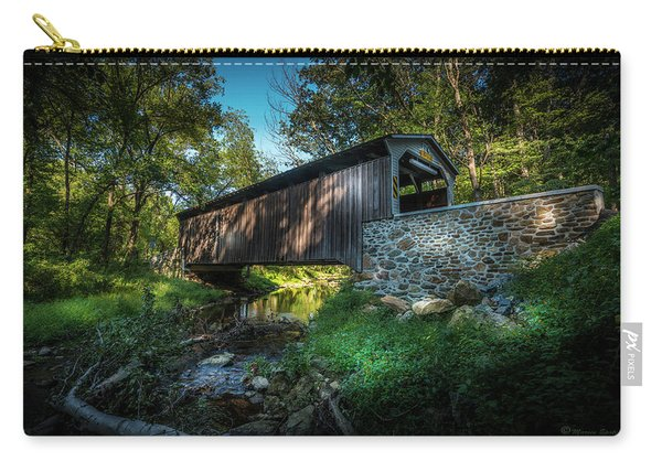Oxford Pennsylvania Bridge Carry-all Pouch