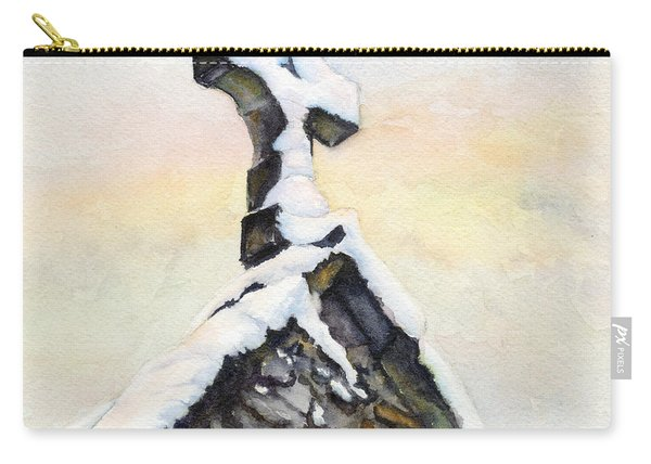Oxford Snow Carry-all Pouch