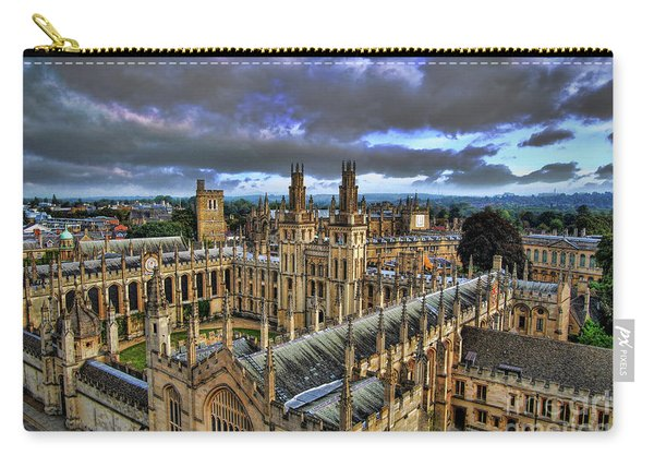 Oxford University - All Souls College Carry-all Pouch