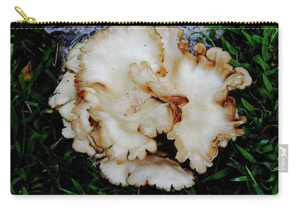 Oyster Mushroom Carry-all Pouch