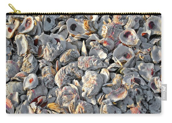 Oysters Shells Carry-all Pouch