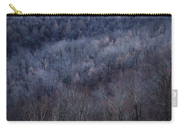 Ozark Trees #3 Carry-all Pouch