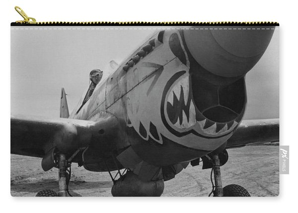 P-40 Warhawk - Flying Tiger Carry-all Pouch