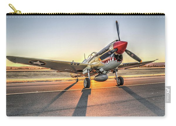 P40 Warhawk At Sonoma Carry-all Pouch