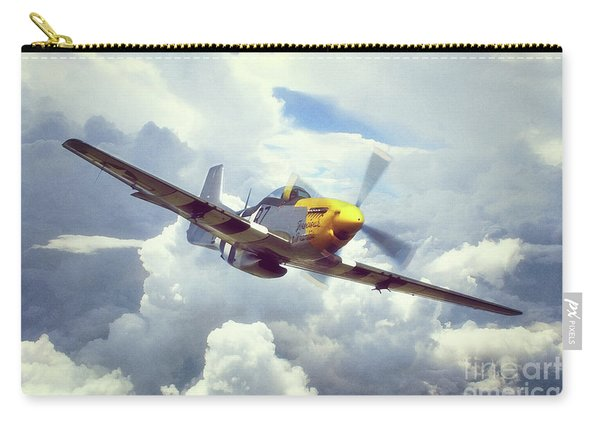 P51 Mustang - Frankie Carry-all Pouch