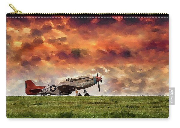 P51 Warbird Carry-all Pouch