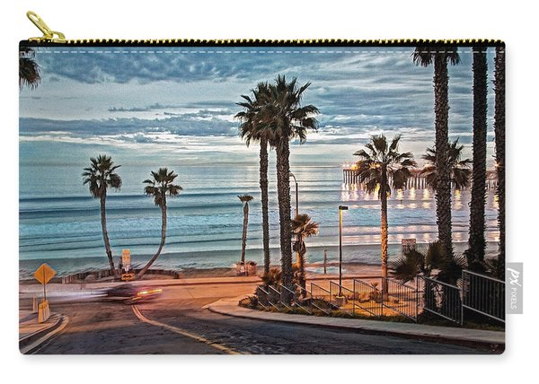 Pacific And 1st Street Carry-all Pouch