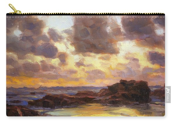 Pacific Clouds Carry-all Pouch