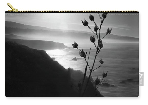 Pacific Coast B/w Carry-all Pouch