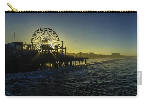 Pacific Park Ferris Wheel Carry-all Pouch