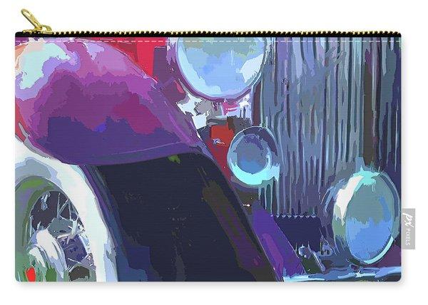 Packard Close Up Pop Carry-all Pouch