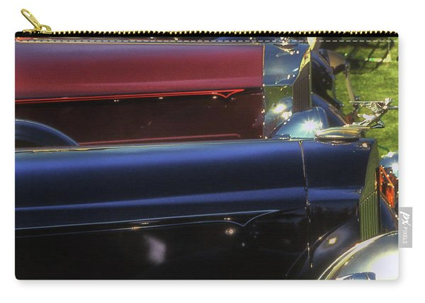 Packard Row Carry-all Pouch