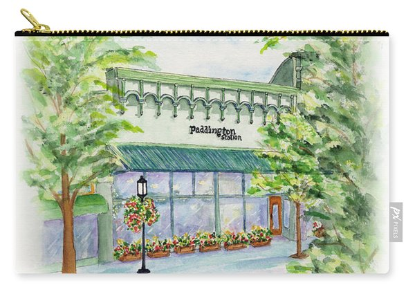 Paddington Station Carry-all Pouch