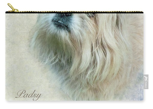 Padsy My Best Friend Carry-all Pouch