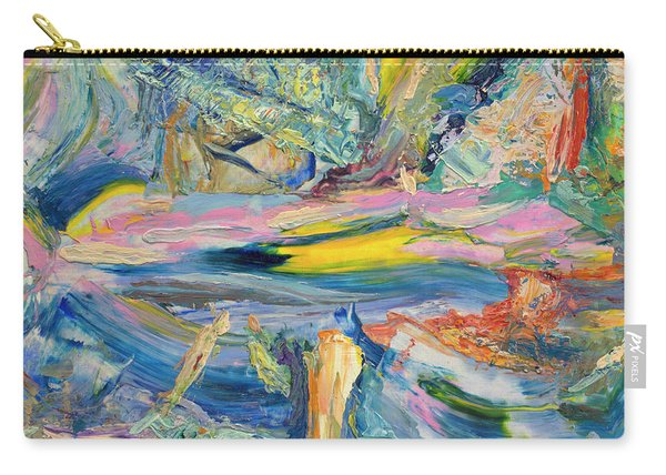 Paint Number 31 Carry-all Pouch