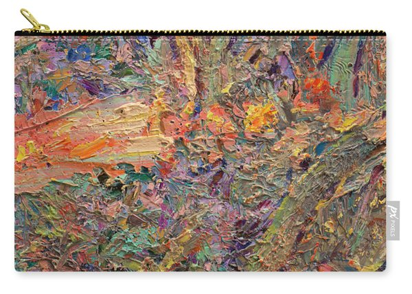 Paint Number 34 Carry-all Pouch