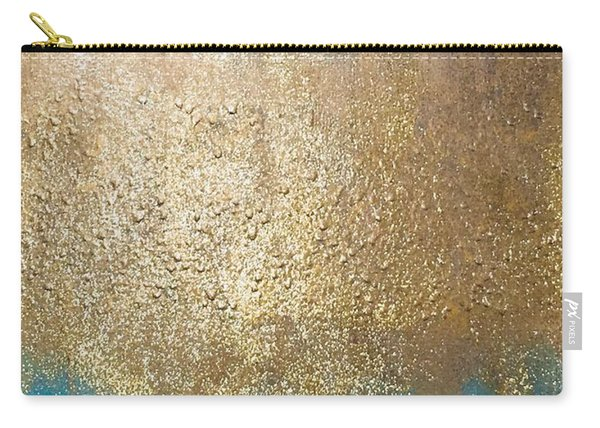 Paint The Sky Gold Carry-all Pouch