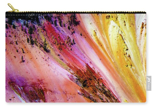 Painted Canyon Carry-all Pouch