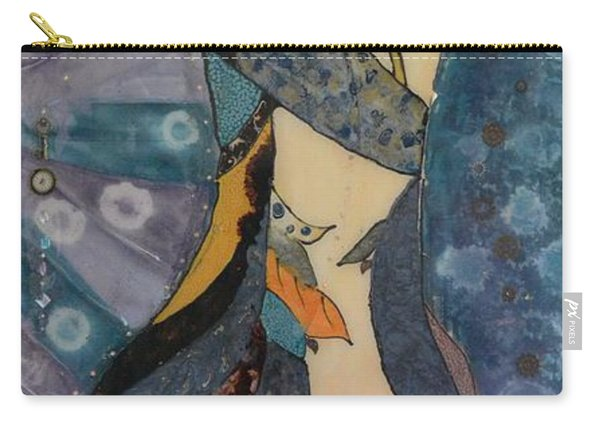 Painted Dancer Carry-all Pouch