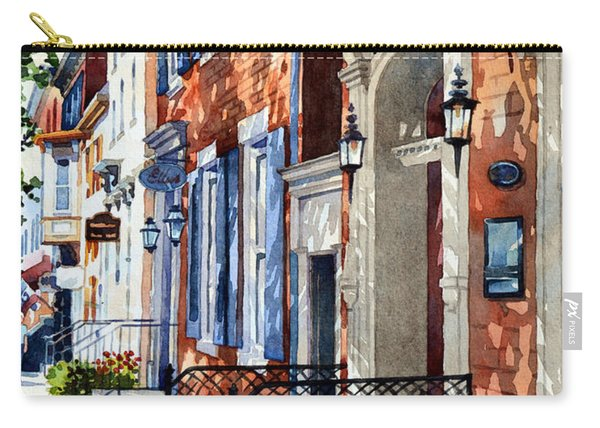 Painted Memories Carry-all Pouch