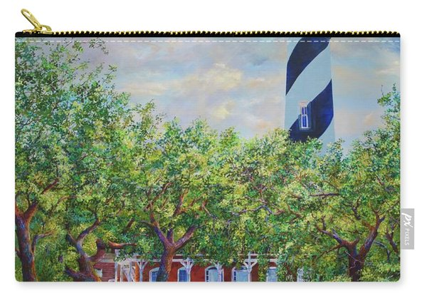 Painting The Light Carry-all Pouch