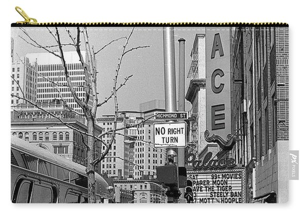 Palace Theatre, 1974 Carry-all Pouch
