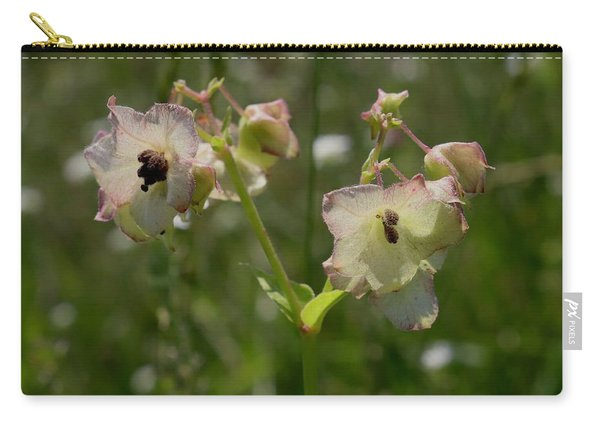 Pale Umbrella Wort Carry-all Pouch