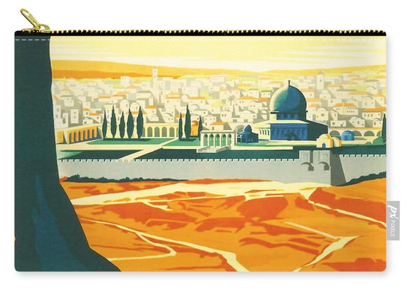 Palestine Carry-all Pouch